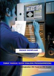 Fanuc Manual Guide Programmering - Verspanersforum