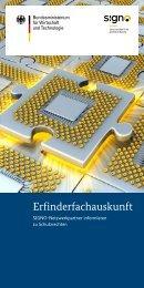 Erfinderfachauskunft - ATHENA Technologie Beratung GmbH