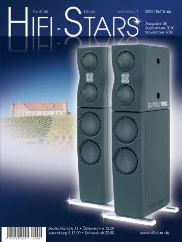 Ausgabe 08 September 2010 – November 2010 Deutschland ... - Myro