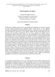 RBHM, Vol. 2, no 4, p. 155 - RBHM - REVISTA BRASILEIRA DE ...