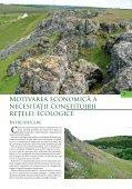 Reţeaua ecologică. Provocări. Soluţii - Biotica Ecological Society - Page 7
