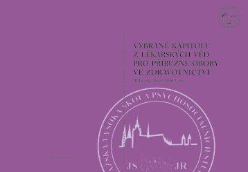 vybrané kapitoly z lékařských věd pro příbuzné obory ve zdravotnictví