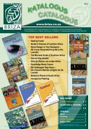 katalogus CATALOGUE - Briza Publications