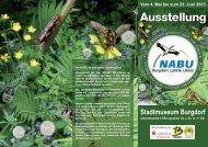 Stadtmuseum Burgdorf - NABU Burgdorf, Uetze und Umgebung