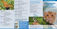 Naturbegegnungen in der Eifel - NABU NRW