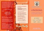 Bekijk de flyer - Hua Yi Vereniging