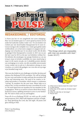 PDFdownload - Bothasig Pulse
