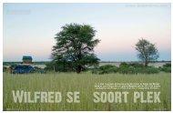 In 'n stuk ongerepte Botswana-wildernis groter as België ... - Drive Out