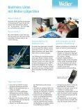 Datenblatt / Anleitung - Elektronik, Technik und Werkzeug - Seite 3