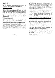 Datenblatt / Anleitung PDF - Elektronik, Technik und Werkzeug
