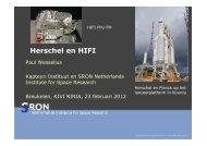 20120223 Boven- en buitenaardse fysica Paul Wesselius - kivi niria