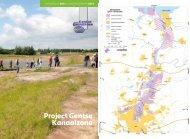 jaarverslag 2011 jaarprogramma 2012 - project Gentse Kanaalzone