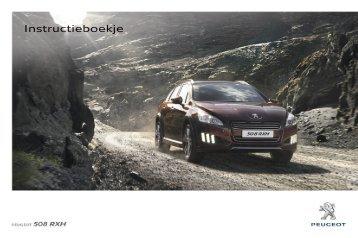 3 - Service Box - Peugeot