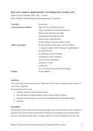 Bijlage 6 verslag bijeenkomst en losse reacties 29 ... - Stadsdeel Zuid