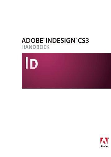 InDesign CS3 - Adobe