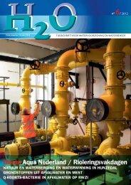 thema Aqua Nederland / Rioleringsvakdagen - H2O - Tijdschrift voor ...