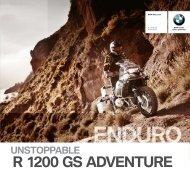 Brochure R 1200 GS Adventure (PDF, 1,8 MB)