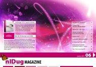 nIDug Magazine 06 zomer 2011 - InDesign User Group