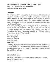 Heemstede: verhaal van een drama! - Museum Warsenhoeck