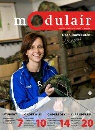 Modulair 5 (jaargang 27, 16 maart 2012) - Open Universiteit ...