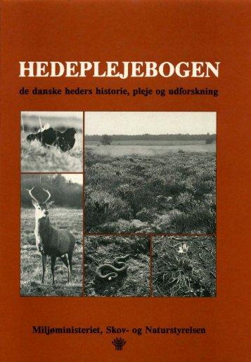 Hedeplejebogen - Naturstyrelsen