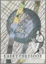 Aflevering / Issue 1 - Caert-Thresoor