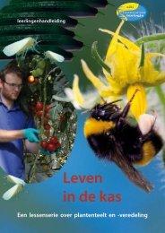 Leven in de kas - Nederlands instituut voor Biologie