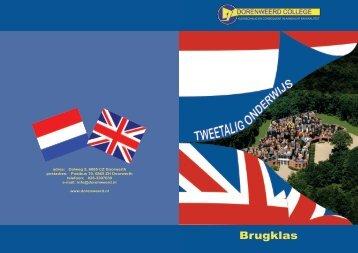 Tweetalig onderwijs - Dorenweerd College