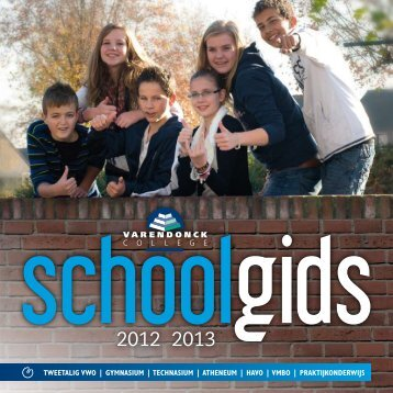 Schoolgids - Varendonck College