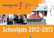 Wateringse Veld College - Scholengroep Den Haag Zuid-West