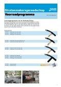 Stratenmakers gereedschap - Voskamp Groep - Page 3