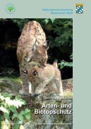 Arten- und Biotopschutz - Nationalpark Bayerischer Wald