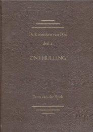 Onthulling Kroniek - All Things Uru