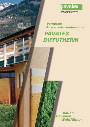 PAVATEX DiffuThErm - natureplus