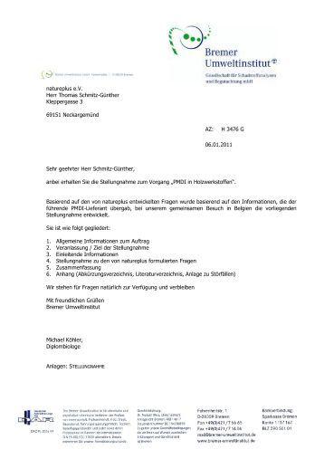 PMDI-Studie - natureplus e.V.