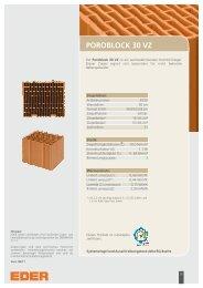 POROBLOCK 30 VZ