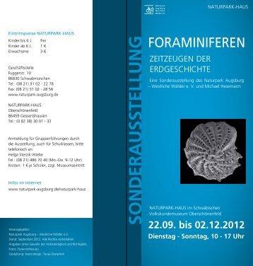Flyer als PDF downloaden - Naturpark Augsburg Westliche Wälder ...