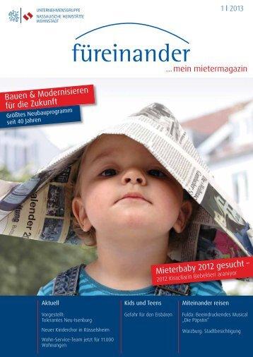 RC Wiesbaden - Unternehmensgruppe Nassauische Heimstätte ...