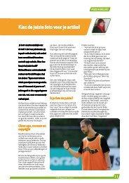 Kies de juiste foto voor je artikel - Vlaamse Sportfederatie