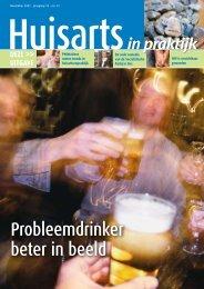 probleemdrinker beter in beeld - Landelijke Huisartsen Vereniging