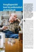 probleemdrinker beter in beeld - Landelijke Huisartsen Vereniging - Page 6