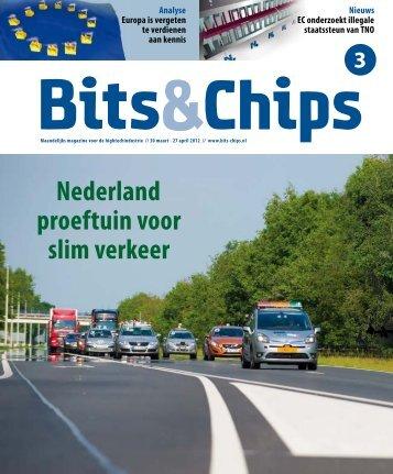 Nederland proeftuin voor slim verkeer