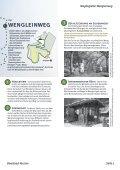 Wegbegleiter Wengleinweg - Naturschutzzentrum Wengleinpark eV - Seite 2