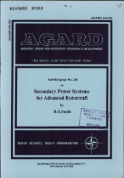 Secondary Power Systems for Advanced Rotorcraft - FTP Directory ...