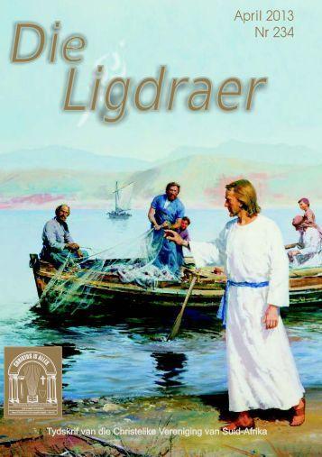 Ligdraer April 2013 web.pdf - Christelike Vereniging van Suid-Afrika