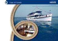Foto a pagina intera - Navigazione Laghi