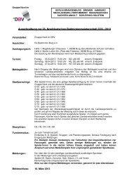 Ausschreibung NDM O35 - 2013.pdf - Die Gruppe Nord