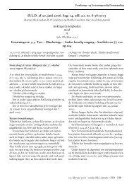 Corel Ventura - BATCH094.CHP - Forsikrings- og Erstatningsretlig ...