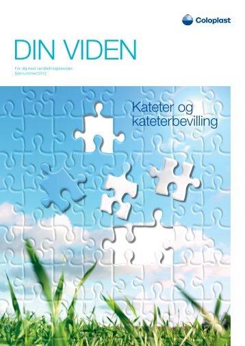 Download DinViden - Særnummer 2012 - Coloplast