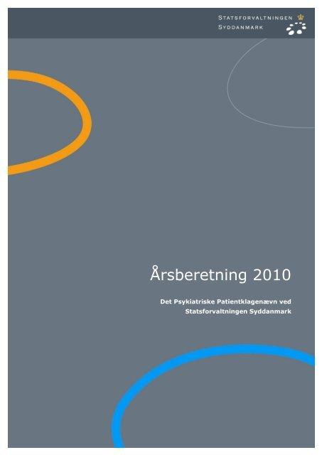 Årsberetning 2010 - Statsforvaltningerne